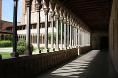 cloister (daniel.virella) Tags: claustro cloister church iglesiadesanfrancisco gothic palmademallorca palma mallorca illesbalears balears espanya spain