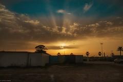 Sunset... (hobbit68) Tags: sky sun sunshine holiday himmel clouds wolken sonnenschein sunset sommer spanien sonne sonnenuntergang strand spain summer espagne espanol espana andalusien andalucia bird vogel fujifilm xt2