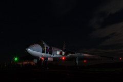 Avro Vulcan (Charlie Little) Tags: carlisleairport cumbria aviation solwayaviationmuseum night shoot avro vulcan longexposure nikon d7200