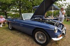 1968 MGC (1) (Gearhead Photos) Tags: jaguar e type mga mgb mgtc mgc gt english cars british delorean mgf xk xj xjs xf v8 ford cortina austin healey morgan plus 4 convertible 120 140 150 waterfront park north vancouver bc canada