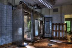 Décontamination (urban requiem) Tags: urbex abandonné lost old decay derelict guyane française 600d hdr 816 sigma usine factory abandoned abbandonato