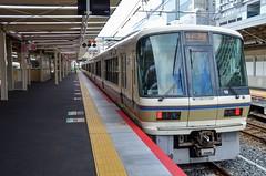 JR West - Naran Line 221 series (Ken Ngan) Tags: 221系 jr西日本 奈良線 naranline 221series jrwest