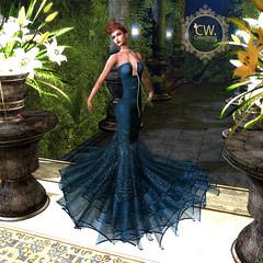 LuceMia - Celestina's Weddings (2018 SAFAS AWARD WINNER - Favorite Blogger - MISS ) Tags: celestinasweddings gown ocean ice gold mar exclusive designershowcase only