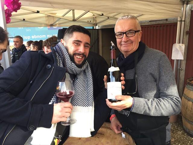 ワインの聖人 ブルゴーニュのサンヴァンサン祭り2019(海外のお祭りのオプショナルツアー)