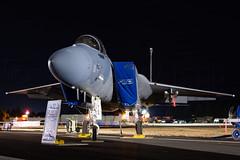 USAF F-15C 85-0100 (Josh Kaiser) Tags: 142ndfw 142ndmxs 850100 cityofhillsboro f15 f15c orang portland redhawk1 usaf