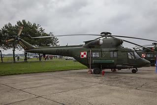 0904, PZL W-3WA Sokol Polish Air Force @ Radom EPRA