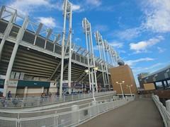 0901181824f (reddawg5357) Tags: clevelandindians cleveland chiefwahoo cle progressivefield mlb majorleaguebaseball baseball