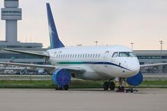 "N735A | Embraer ERJ-170LR | ex-Saudi Aramco ""Shaybah"" (cv880m) Tags: toronto canada pearson yyz cyyz aviation aircraft airplane airliner jetliner bizjet n735a embraer erj e70 erj170 saudi aramco saudiarabia executive shaybah"