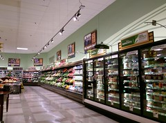 Looking down the side wall of produce (l_dawg2000) Tags: 2017 2017remodel bakery dairy delicatesen floraldepartment food formergreenhousestore freshandlocal grocery grocerystore kroger localflair millington pharmacy tennessee tn unitedstates usa