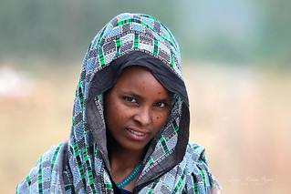 Ethiopienne à Jawassa