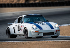 1977 Porsche 911 RSR @ Laguna Seca 2018 (Dennis Schrader Photography) Tags: 2018 racecar nikon historic d500 porsche mazdaraceway monterey california dennisschraderphotography weathertechraceway car cars 911rsr 200500mm56nikon lagunaseca