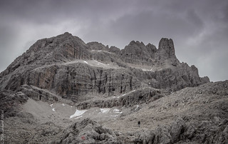Berge -Sextener Dolomiten _