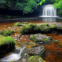 Cauldron Falls (Dave Snowdon (Wipeout Dave)) Tags: davidsnowdonphotography canoneos1100d landscape waterfall cauldronfalls westburton northyorkshire yorkshiredales yorkshiredalesnationalpark stream water rocks