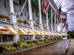 The Grand Hotel - Mackinac Island 2 (kweaver2) Tags: kathyweaver mackinacisland mi lakehuron michigan grandhotel