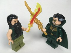 CROSSOVER: The Mandarin and Ra's al Ghul