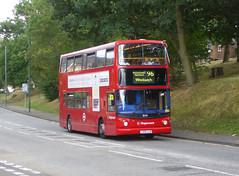 SLN 18451 - LX05LLM - OSF - WATLING STREET BEXLEYHEATH - MON 20TH AUG 2018 (Bexleybus) Tags: stagecoach london adl dennis trident alx400 alexander tfl route 96 watling street bexleyheath kent da7 18451 lx05llm