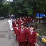 Visit to Vashi Mandir (2)