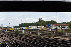 PW  Eastleigh 30/08/18 (Woolwinder) Tags: eastleigh hampshire england uk permanentwaymachinery networkrail