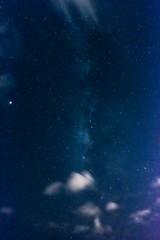 Milky Way at Maunalua Bay Beach Park (Fletch in HI) Tags: nikon d5600 tamron 16300 milkyway oahu hawaii honolulu hoyaredintensifierfilter clouds stars sky