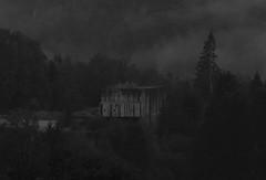 Hartstein- Industrie (2) (catwald) Tags: wald nebel steinbruch