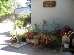 butte-co-butte-creek-canyon-centerville-colman-museum-001 (Suzi Rosenberg) Tags: buttecreek buttecounty california centerville colmanmuseum honeyrunbridge coveredbridge centervilleschool