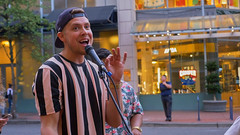 Portland Oregon Street Band - With Music Video (coljacksg) Tags: