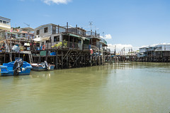 Stilt Houses (syf22) Tags: fishing village stilt wooden house living accommodation home water watercourse building tanka community fisher structure