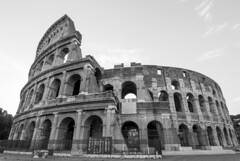 A building that has seen enough dead bodies throughout its history (HansPermana) Tags: rome rom roma italy italien italia eu europe europa city cityscape historic colosseum colosseo architecture gladiator fight roman romanempire