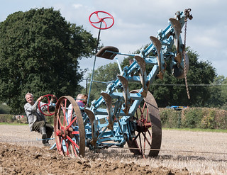 Steam Winch - Ploughing Match (099)