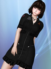 milky-way @KiyomizuHunt (ღ:Yuzღ:) Tags: secondlife fashion kiyomizu hunt milky way argrace autumn 6doo maitreya virtual world