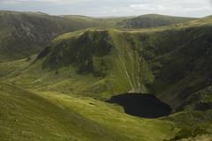 Loch Kander (steve_whitmarsh) Tags: aberdeenshire scotland scottishhighlands highlands mountain hills water loch lake lochkander landscape topic abigfave