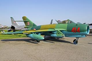 Polish Air Force PZL Lim-6bis 414 EPDE 23-08-18