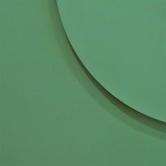 simply green (msdonnalee) Tags: minimalism minimalisme minimalismus minimalismo green verde grøn groen vert verte grün curve paper