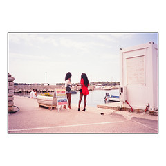 Rent A Boat (Koprek) Tags: olympusxa fuji superia 400 35mm28 film analog croatia novalja 2018 stphotographia streetphotography colors adriatic
