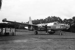 47270003 (SteveFE) Tags: raf cosford museum nikon f801s cosina 1935mm kodak tmax 100 lockheed neptune