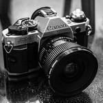Canon AE-1 PROGRAM & Canon FD 20mm thumbnail