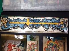 Oldschool graffiti work from a old friend of my. 1988 till 1994  #Holland #Graffitiart #Streetart #Urbanstreetart #OldschoolGraffiti #GraffitiartHolland #Nieuwegein #UtrechtStreetart #030 #UTCA (For questions please send a privat message) (flyerolav) Tags: graffitiart graffitiartholland urbanstreetart utrechtstreetart utca nieuwegein streetart 030 holland oldschoolgraffiti