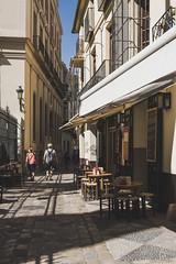 Streets of Málaga | Spain (Caroline Groneberg) Tags: spanien malaga andalusien strase stadt