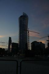 warszawa (r a p h y) Tags: notlego warsaw warszawa warschau varsovie lowlight dark skyscraper sunset urban cyberpunk