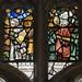 Newark, St Mary's church, window s2 tracery