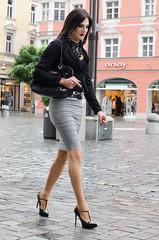 288 (ZoeLinda) Tags: heels highheels stilettos legs shoes nylons skirt makeup fashion drag tgirl lindazoe