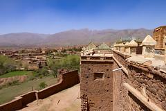 2018-4593 (storvandre) Tags: morocco marocco africa trip storvandre telouet city ruins historic history casbah ksar ounila kasbah tichka pass valley landscape