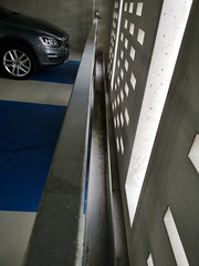 2018-08-FL-195741 (acme london) Tags: aldi brickslips carpark concretefacade edgeprotection mscp parking precastconcrete steelstructure stellstructure vehiclebarrier vehiclerestraint wiesbaden
