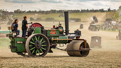 Dorset Steam Fair 2018_103 (Anthony Britton) Tags: the dorsetsteam fair 50thanniversary2018 tractionengines steamrollers steamtrucks steamfairgroundrides steamploughing canon5dmk4 canon24105lens sigma100400 canonesom5 18150mlens