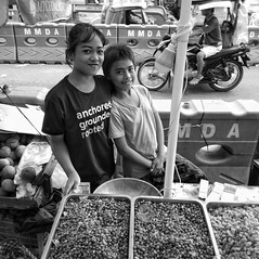 peanut vendors (Stitch) Tags: peanut vendor smile streetphotography sidewalk tricycle philcoa diliman quezoncity weekly