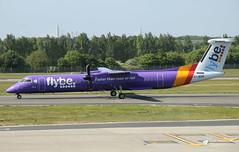 G-JEDR de Havilland Canada DHC-8-402 Dash 8, flybe, Edinburgh Airport, Edinburgh, Scotland (Kev Slade Too) Tags: gjedr dehavillandcanada dhc dhc8 dash8 flybe spiritofdublin egph edinburghairport edinburgh scotland