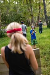 hocking-6505 (FarFlungTravels) Tags: activities fun games gun hockinghills lasertag laurawatiloblake obstacles ohio shoot tourism woods 2018