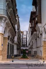 Downtown Algiers (Ayoub Wakileh) Tags: algiers algeria africa architecture window road street parisian french