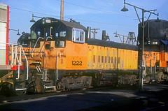 MILW SW1200 1222 (Chuck Zeiler) Tags: milw milwaukeeroad cmstpp sw1200 1222 railroad emd locomotive bensenville train chuckzeiler chz