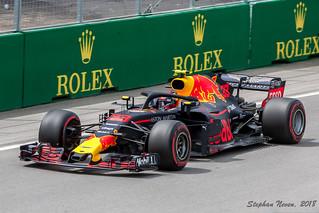 Max Verstappen at Canadian Grand Prix     *Explored #146*